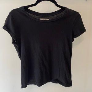 Golden by TNA black short sleeve t-shirt